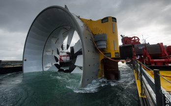 Tidal energy Source - renewable energy